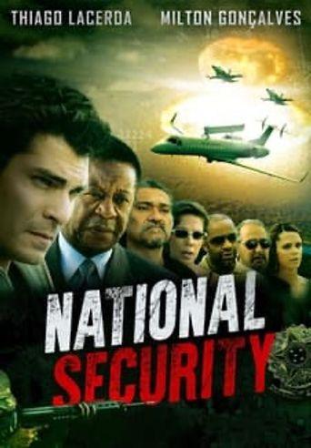 Segurança Nacional Poster