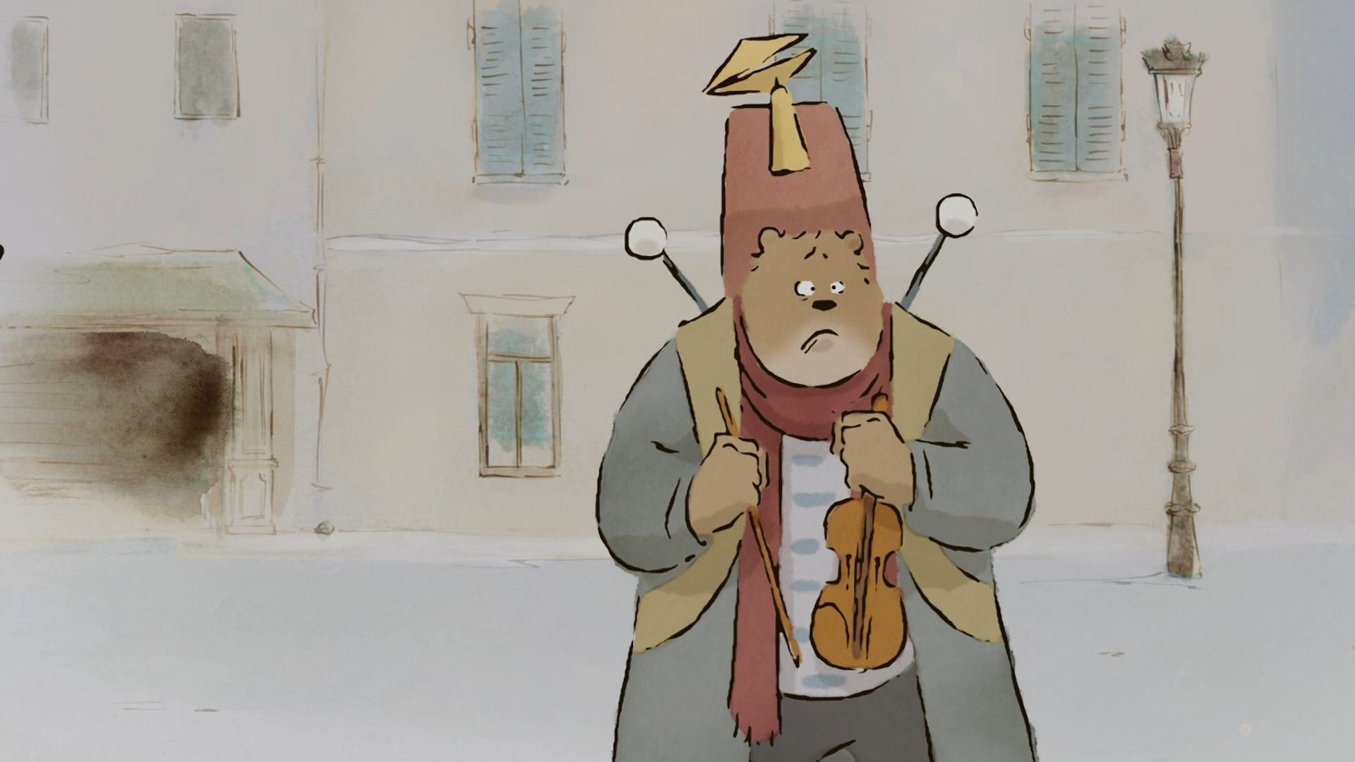 Ernest Celestine 2012 Watch On Prime Video Or Streaming Online Available In The Uk Reelgood