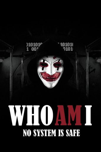Who Am I Poster