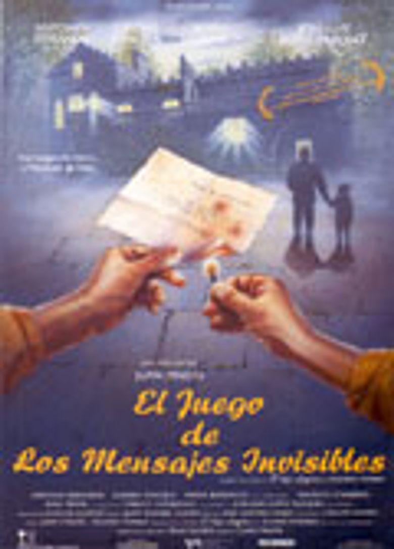 El juego de los mensajes invisibles Poster