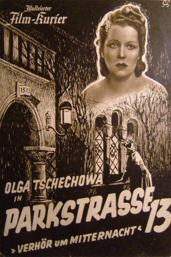 Parkstraße 13 Poster