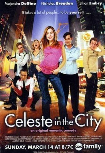 Celeste in the City Poster