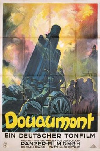 Douaumont - The Hell of Verdun Poster