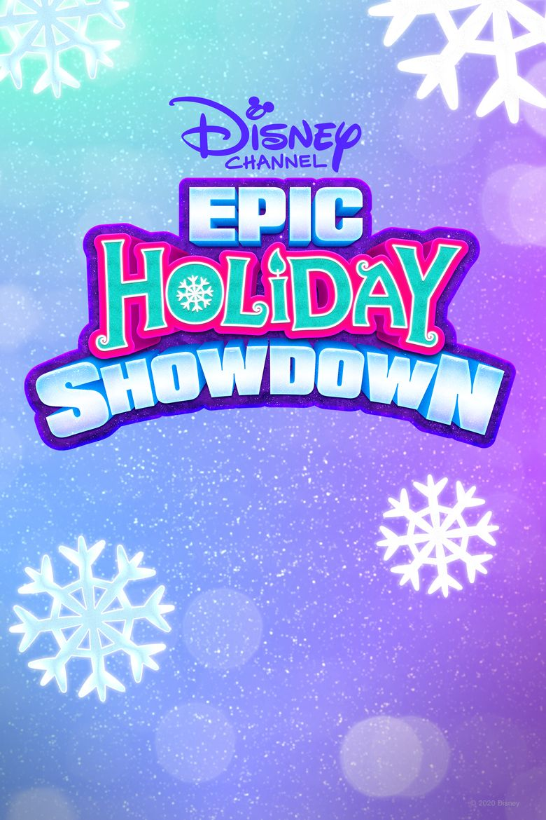 Challenge Accepted! Disney Channel's Epic Holiday Showdown Poster