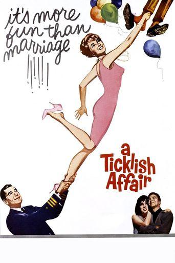 A Ticklish Affair Poster