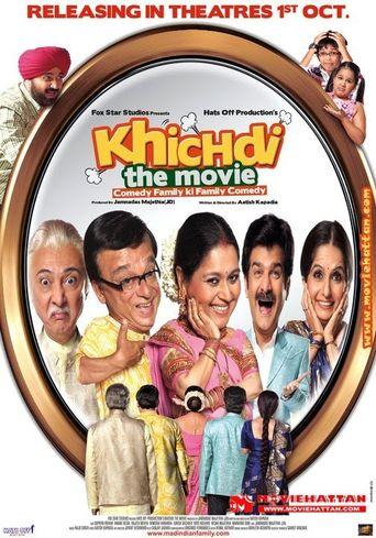 Khichdi: The Movie Poster