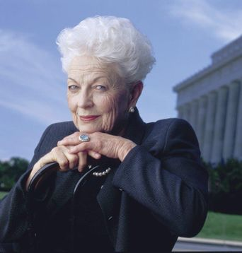 All About Ann: Governor Richards of the Lone Star State Poster