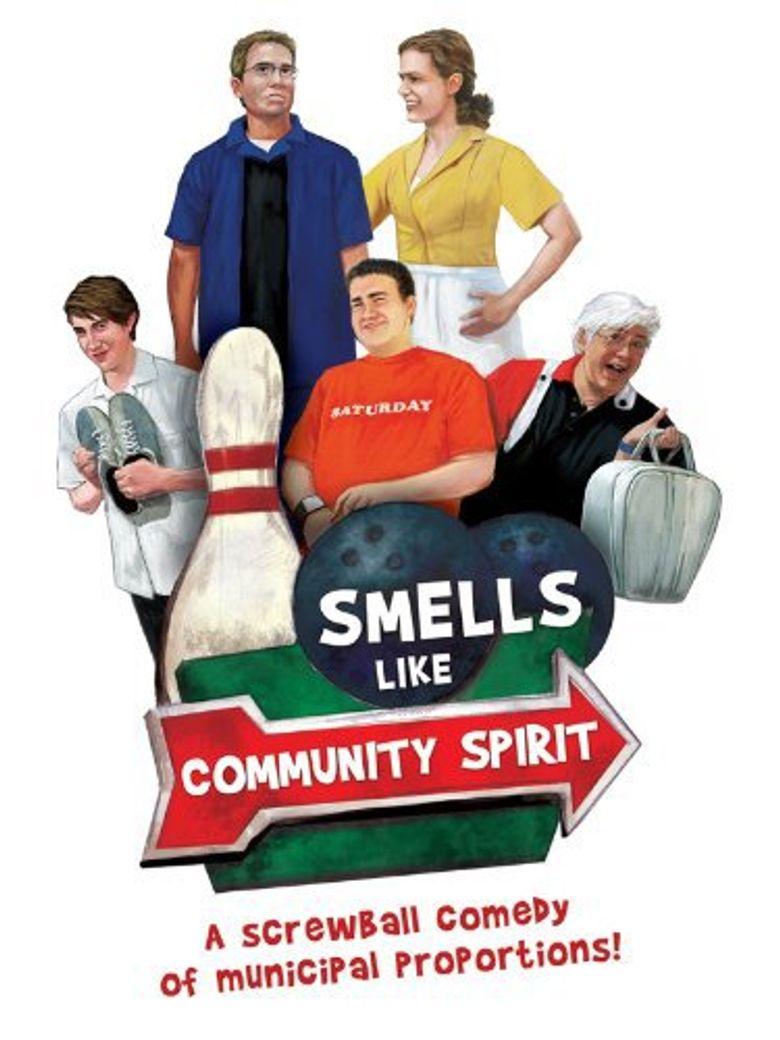 Smells Like Community Spirit Poster