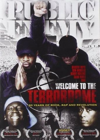 Watch Public Enemy: Welcome to the Terrordome