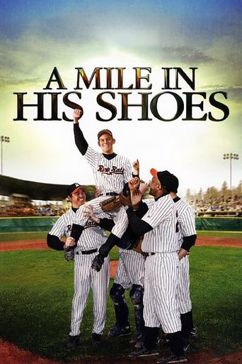 A Mile in His Shoes Poster