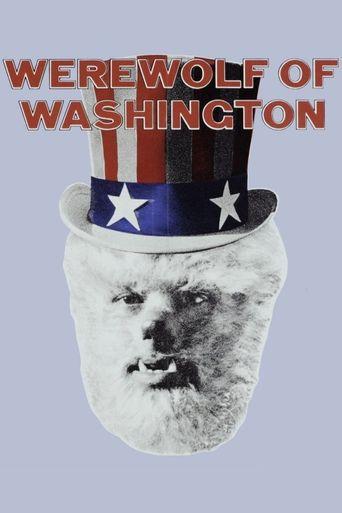 The Werewolf of Washington Poster