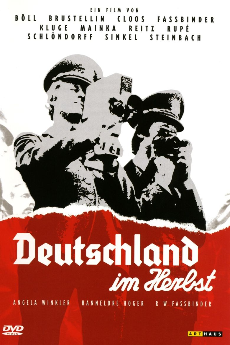 Germany in Autumn Poster