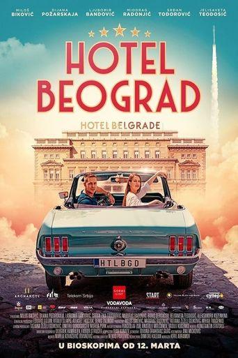 Hotel Belgrad Poster