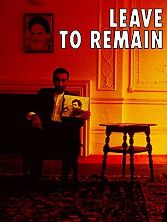 Leave to Remain Poster