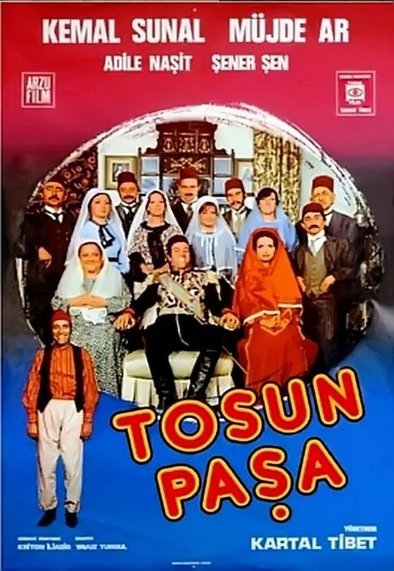 Tosun Pasha Poster