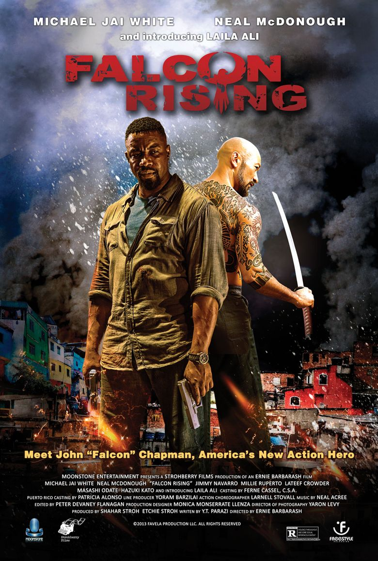 Watch Falcon Rising