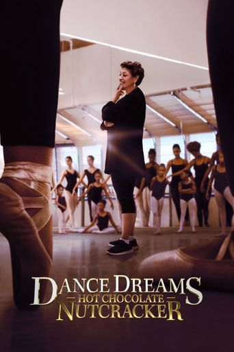 Dance Dreams: Hot Chocolate Nutcracker Poster