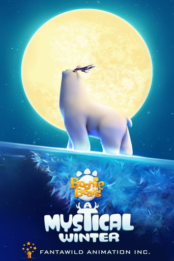 Boonie Bears: A Mystical Winter Poster