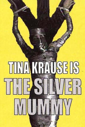 The Silver Mummy Poster