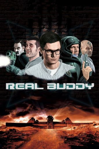 Real Buddy Poster