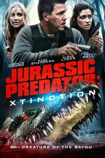 Xtinction: Predator X Poster