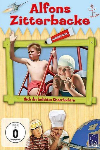 Alfons Zitterbacke Poster