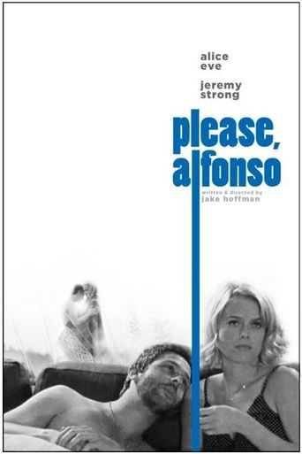 Please, Alfonso Poster