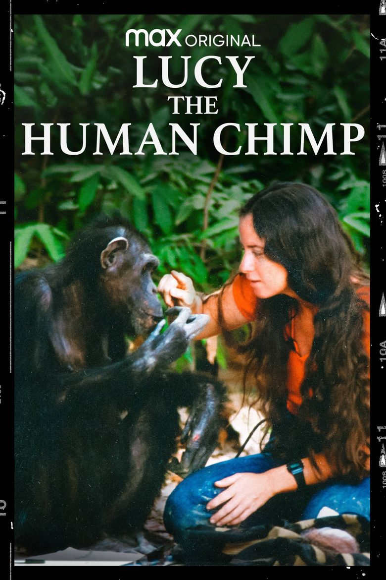 Lucy the Human Chimp Poster