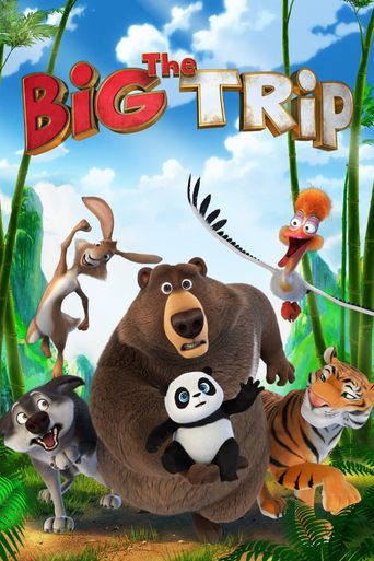 The Big Trip Poster