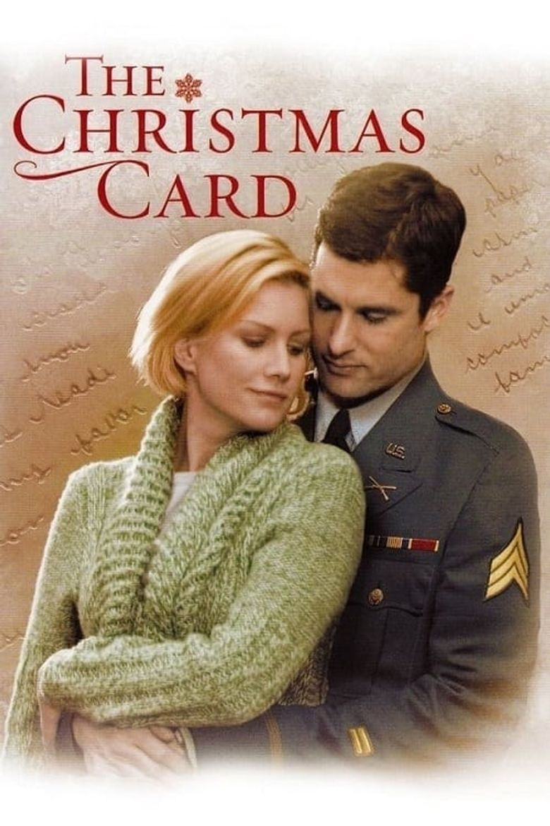 The Christmas Card Poster
