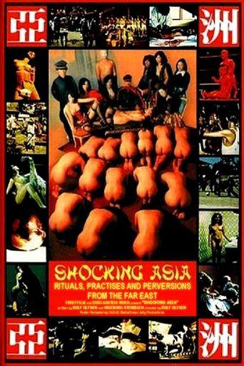 Shocking Asia Poster