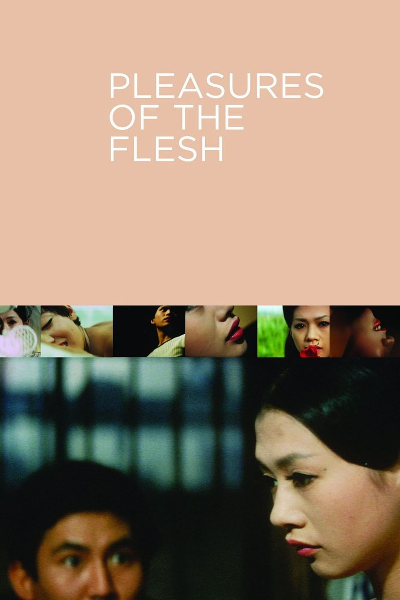 Pleasures of the Flesh Poster