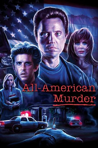 All-American Murder Poster