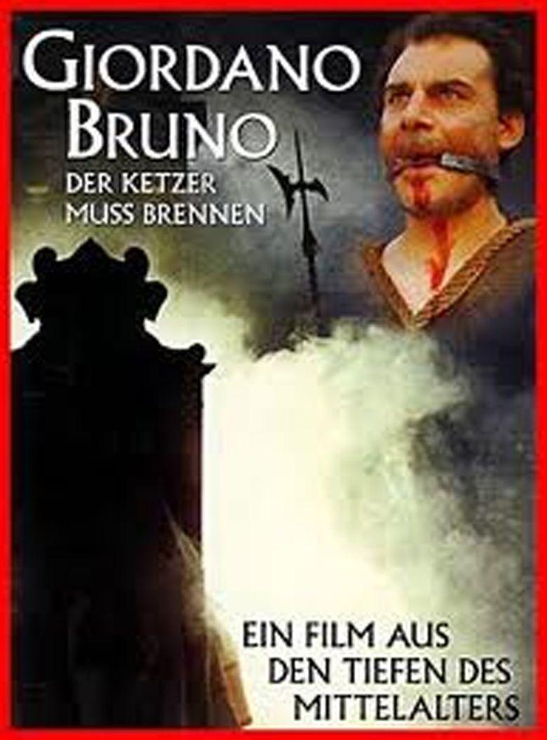 Giordano Bruno Poster