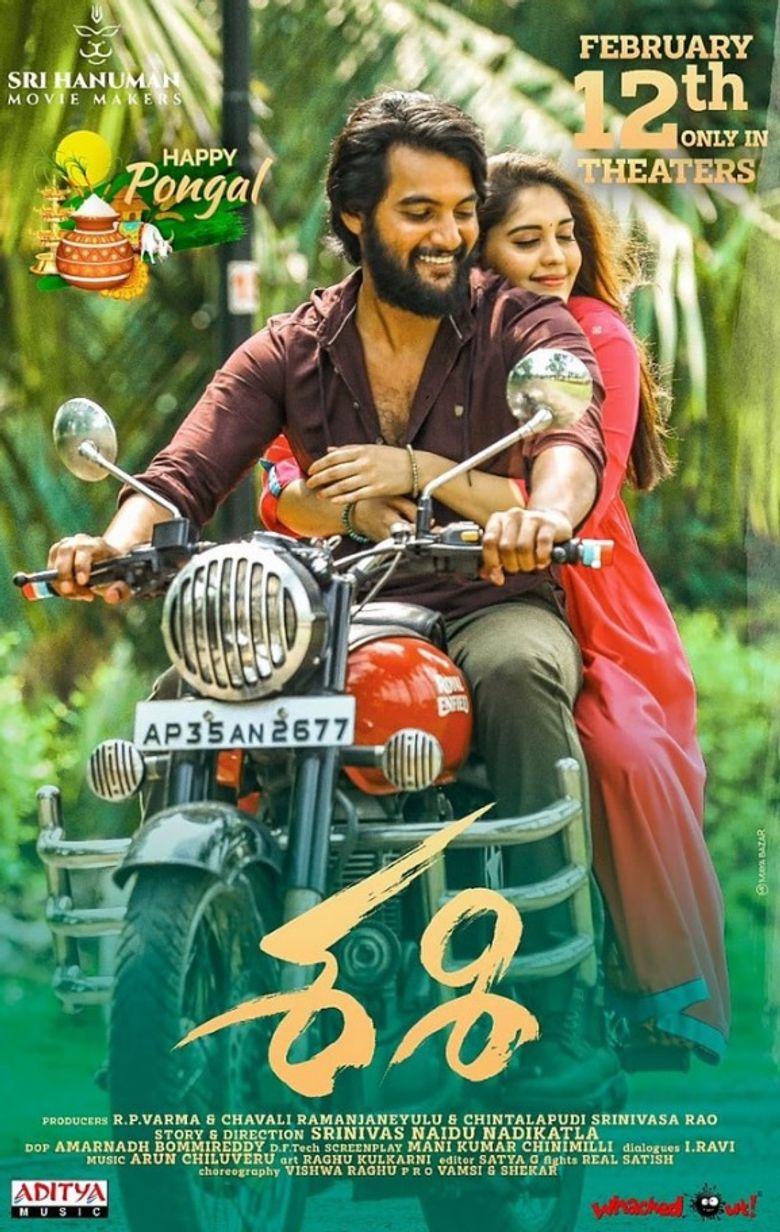 Sashi Poster