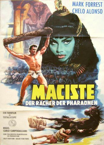 Son of Samson Poster