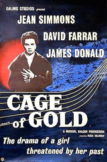 Cage of Gold Poster