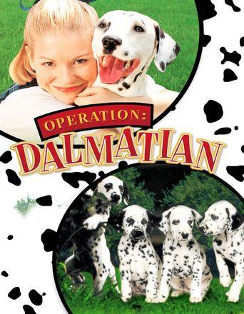 Operation Dalmatian: The Big Adventure Poster