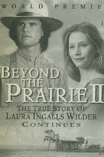 Beyond the Prairie, Part 2: The True Story of Laura Ingalls Wilder Continues Poster