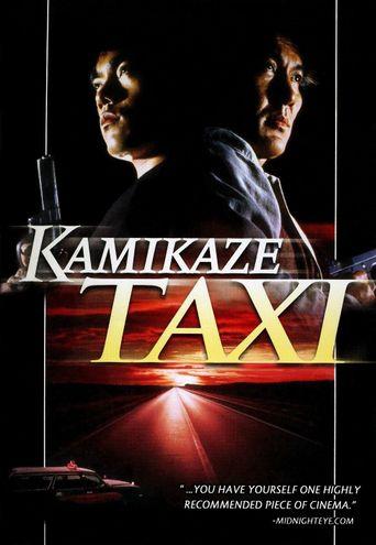 Kamikaze Taxi Poster