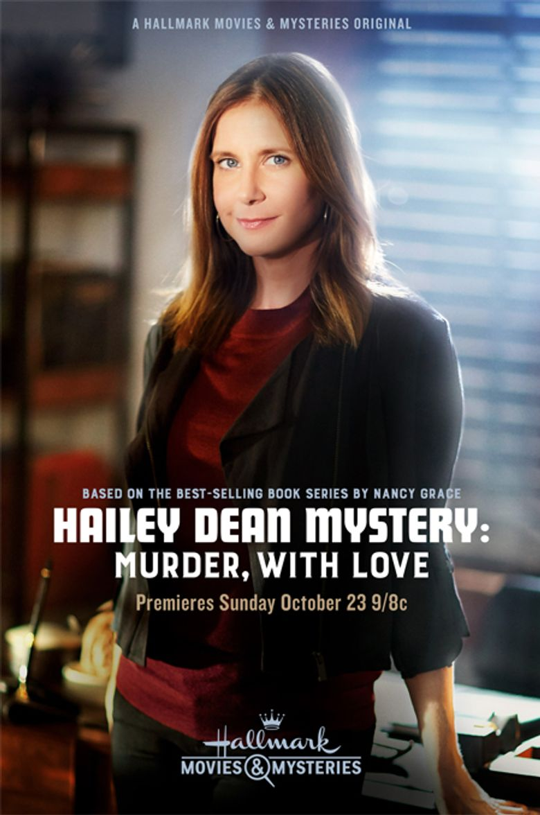 Hailey Dean Mystery: Murder, With Love Poster