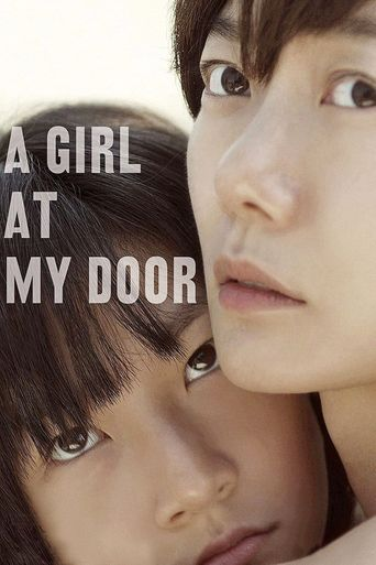 A Girl at My Door Poster
