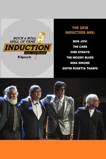 Watch 2018 Rock and Roll Hall of Fame Induction Ceremony