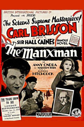 The Manxman Poster