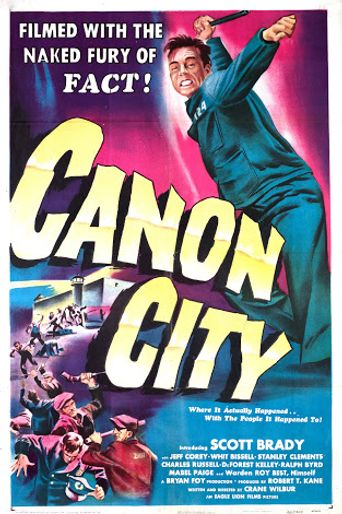 Canon City Poster