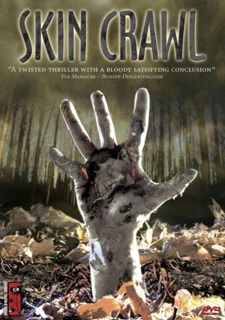 Skin Crawl Poster