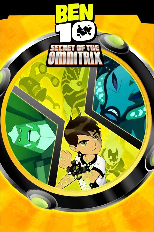 Ben 10: Secret of the Omnitrix Poster