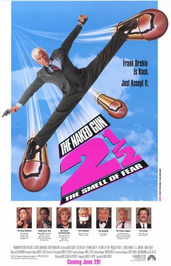 Watch The Naked Gun 2½: The Smell of Fear
