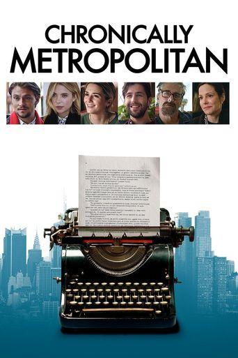 Chronically Metropolitan Poster