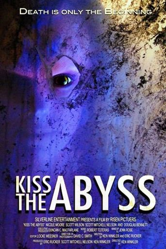Kiss the Abyss Poster